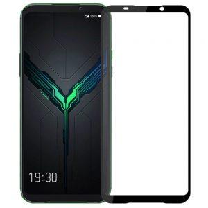 Защитное стекло 3D (5D) Full Glue Armor Glass на весь экран для Xiaomi Black Shark 2 – Black