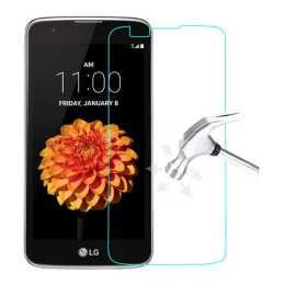 Защитное стекло 2.5D Ultra Tempered Glass для LG K7 X210 – Clear