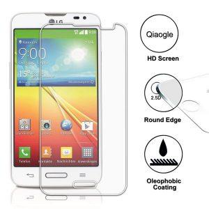 Защитное стекло 2.5D Ultra Tempered Glass для LG L70 / D320 / D325 – Clear