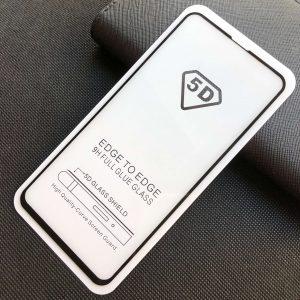 Защитное стекло 5D Full Glue Cover Glass на весь экран для Xiaomi Redmi K20 / K20 Pro / Mi 9T / Mi 9T Pro – Black