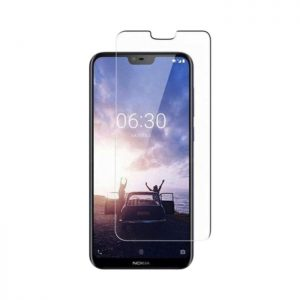 Защитное стекло 2.5D Ultra Tempered Glass для Nokia 6.1 Plus / X6 – Clear