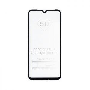 Защитное стекло 5D Full Glue Cover Glass на весь экран для Xiaomi Redmi Note 7 / 7 Pro / 7s – Black
