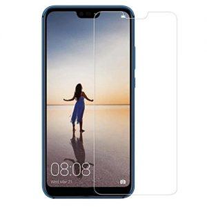 Защитное стекло 2.5D Ultra Tempered Glass для Huawei P20 Lite / Nova 3E — Clear