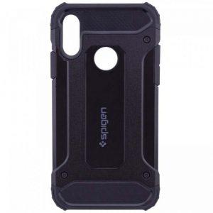 Противоударный бронированный чехол Spigen для Huawei P smart Plus / Nova 3i – Black