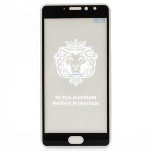 Защитное стекло 3D (5D) Perfect Glass Full Glue на весь экран для Meizu Pro 7 Plus – Black