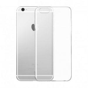 Прозрачный силиконовый TPU чехол для Iphone 6 Plus / 6s Plus