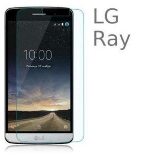 Защитное стекло 2.5D Ultra Tempered Glass для LG Ray / X190 – Clear