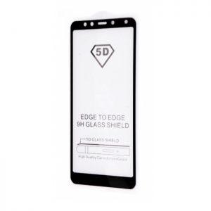 Защитное стекло 5D Full Glue Cover Glass на весь экран для Xiaomi Redmi 5 – Black
