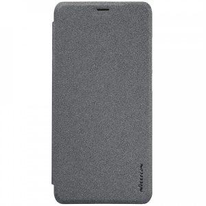 Серый чехол-книжка Nillkin Sparkle Series для Xiaomi Redmi 5 Plus – Gray