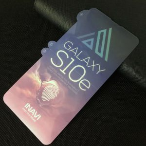 Защитная силиконовая пленка Inavi для Samsung G970 Galaxy S10e — Сlear