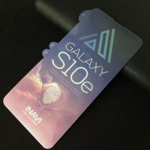 Защитная силиконовая пленка Inavi для Samsung G970 Galaxy S10e – Сlear