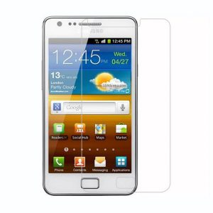 Защитное стекло 2.5D Ultra Tempered Glass для Samsung Galaxy S2 (i9100) – Сlear