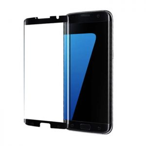 Защитное стекло 3D (5D) Full Glue Armor Glass на весь экран для Samsung Galaxy S7 Edge (G935) – Black