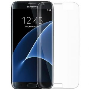 Защитное стекло 3D Full Cover на весь экран для Samsung Galaxy S7 Edge (G935) – Clear