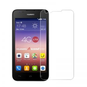 Защитное стекло 2.5D Ultra Tempered Glass для Huawei Y 550 – Clear