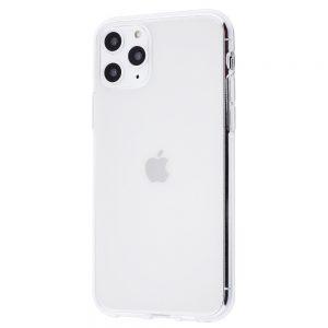 Прозрачный силиконовый TPU чехол 1,2 mm для Iphone 11 Pro