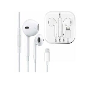 Наушники Ear with Lightning BLUETOOTH Connect – White