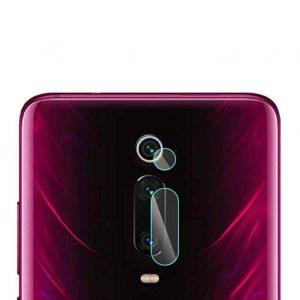 Защитное стекло на камеру для Xiaomi Redmi Note 8 Pro (Прозрачное)