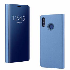 Чехол-книжка Clear View Standing Cover для Huawei P Smart Z — Синий