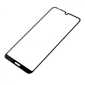 Защитное стекло 2.5D (3D) Full Cover на весь экран для Nokia 2.2 — Black
