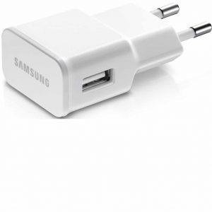 Оригинальное сетевое зарядное устройство Samsung 1USB 2A – White