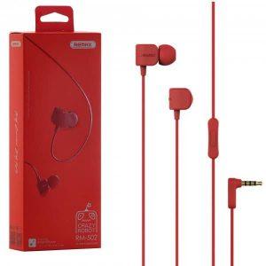 Наушники Remax RM-502 – Red