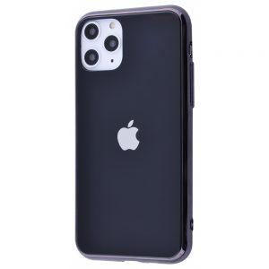 Оригинальный чехол Glass Case для  iPhone 11 Pro — Черный