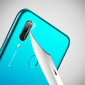 Защитное стекло на камеру для Huawei P Smart Z / P Smart Pro / Honor 9x / 9x Pro / 9X (China) (Прозрачное)