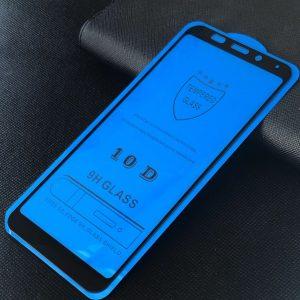 Защитное стекло 10D Full Glue Cover Glass на весь экран для Xiaomi Redmi Note 5 / 5 Pro – Black
