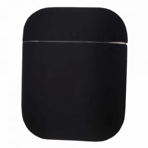 Чехол для наушников Silicone Case Ultra Slim для Apple Airpods – Black