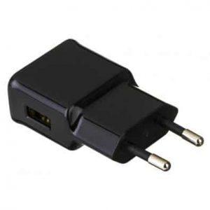 Оригинальное сетевое зарядное устройство Samsung 1USB 2A – Black