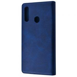 Чехол-книжка Black TPU Magnet для Samsung Galaxy A20s 2019 (A207) – Blue