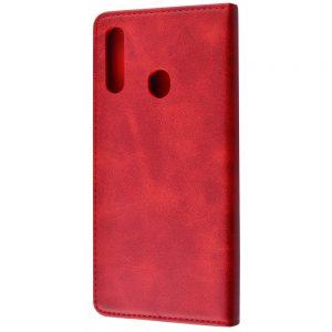 Чехол-книжка Black TPU Magnet для Samsung Galaxy M30s (M307F) – Red
