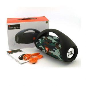 Портативная колонка JBL BOOM BOX MINI E10- Camouflage
