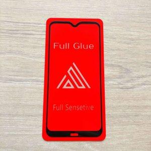 Защитное стекло 3D (5D) Perfect Glass Full Glue Inavi на весь экран для Xiaomi Redmi 8 / 8A- Black