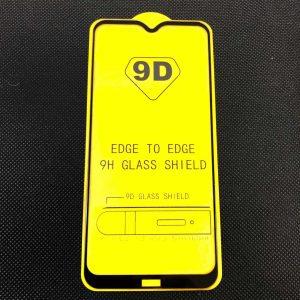 Защитное стекло 9D Full Glue Cover Glass на весь экран для Xiaomi Redmi 8 / 8A – Black