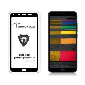 Защитное стекло 3D (5D) Tempered Glass Full Glue Cover на весь экран для Xiaomi Redmi 7A – Black