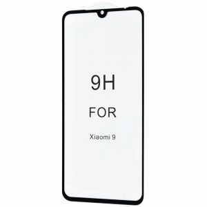 Защитное стекло 5D Premium 9H Full Glue на весь экран для Xiaomi Mi 9 / Xiaomi Mi 9 Lite / Mi CC9 – Black