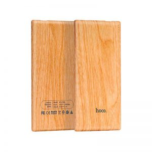 Внешний аккумулятор Power Bank Hoco B10 7000mAh – Wood