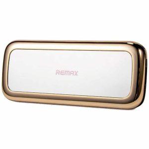 Внешний аккумулятор Power Bank Remax Mirror RPP-35 5500mAh – Gold