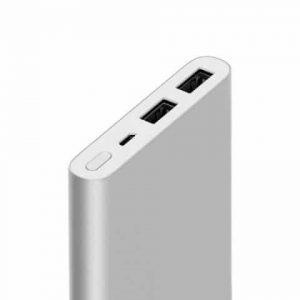 Внешний аккумулятор Power Bank Xiaomi Mi Bank 2 10000mAh (VXN4228CN) – Silver