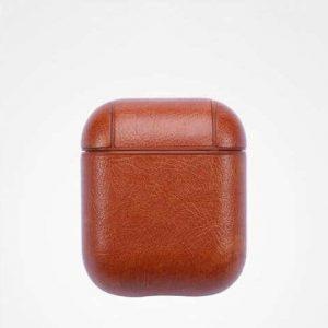 Чехол для наушников Casual Case для Apple Airpods – Brown