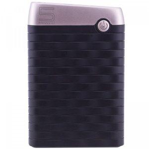 Внешний аккумулятор Power Bank Mezone X6 5000mAh – Black / Gold