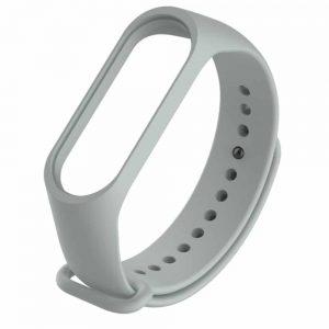 Ремешок для фитнес-браслета Xiaomi Mi Band 3 / 4 – Gray