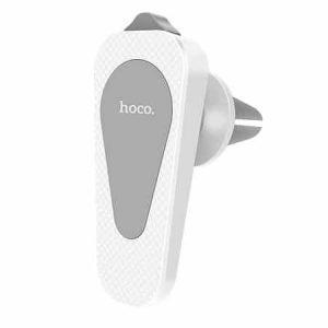 Автомобильный держатель Hoco CA37 Metal Magnetic – White