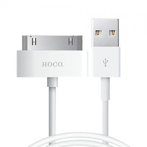 Кабель Hoco X1 30 Pin IPhone 4 / 4S (1м) – White