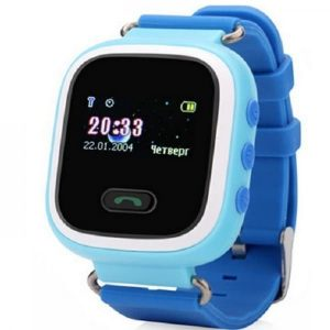 Смарт-часы U Watch Q60 Kids Smart Watch – Blue