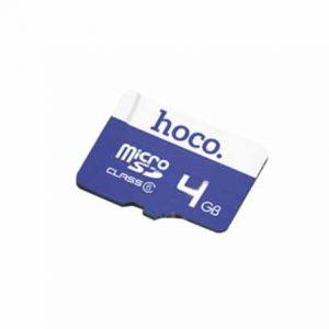 Карта памяти Hoco Micro SD 4GB Class 6 – Blue