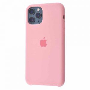 Оригинальный чехол Silicone case + HC для Iphone 11 Pro Max №14 – Pink