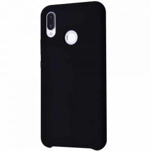 Чехол Silicone Case WAVE Full с микрофиброй для Huawei P Smart Plus / Nova 3i – Black